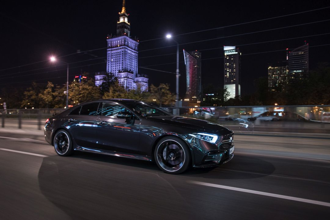 cls amg 5
