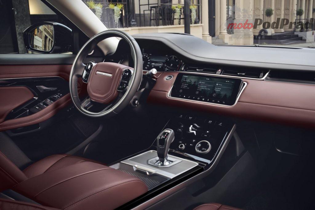 evoque 9 1024x683 Range Rover Evoque w nowej odsłonie