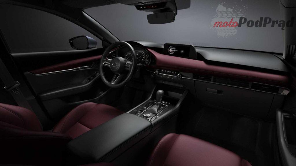 mazda 3 2019 3 1024x576 Nowa Mazda 3   design i technologia w jednym