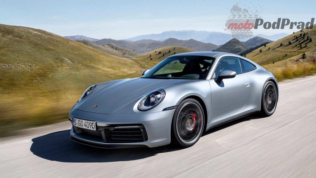 porsche 911 carrera 992 2019 2 1024x576 Możecie nie wierzyć, ale to jest nowe Porsche 911