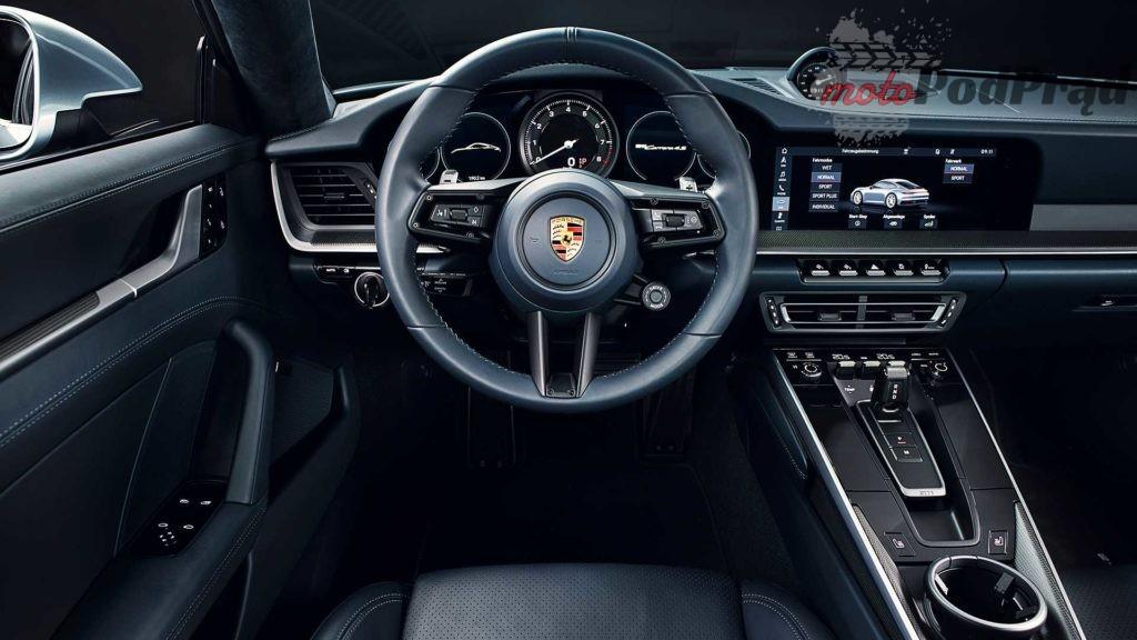 porsche 911 carrera 992 2019 3 1024x576 Możecie nie wierzyć, ale to jest nowe Porsche 911