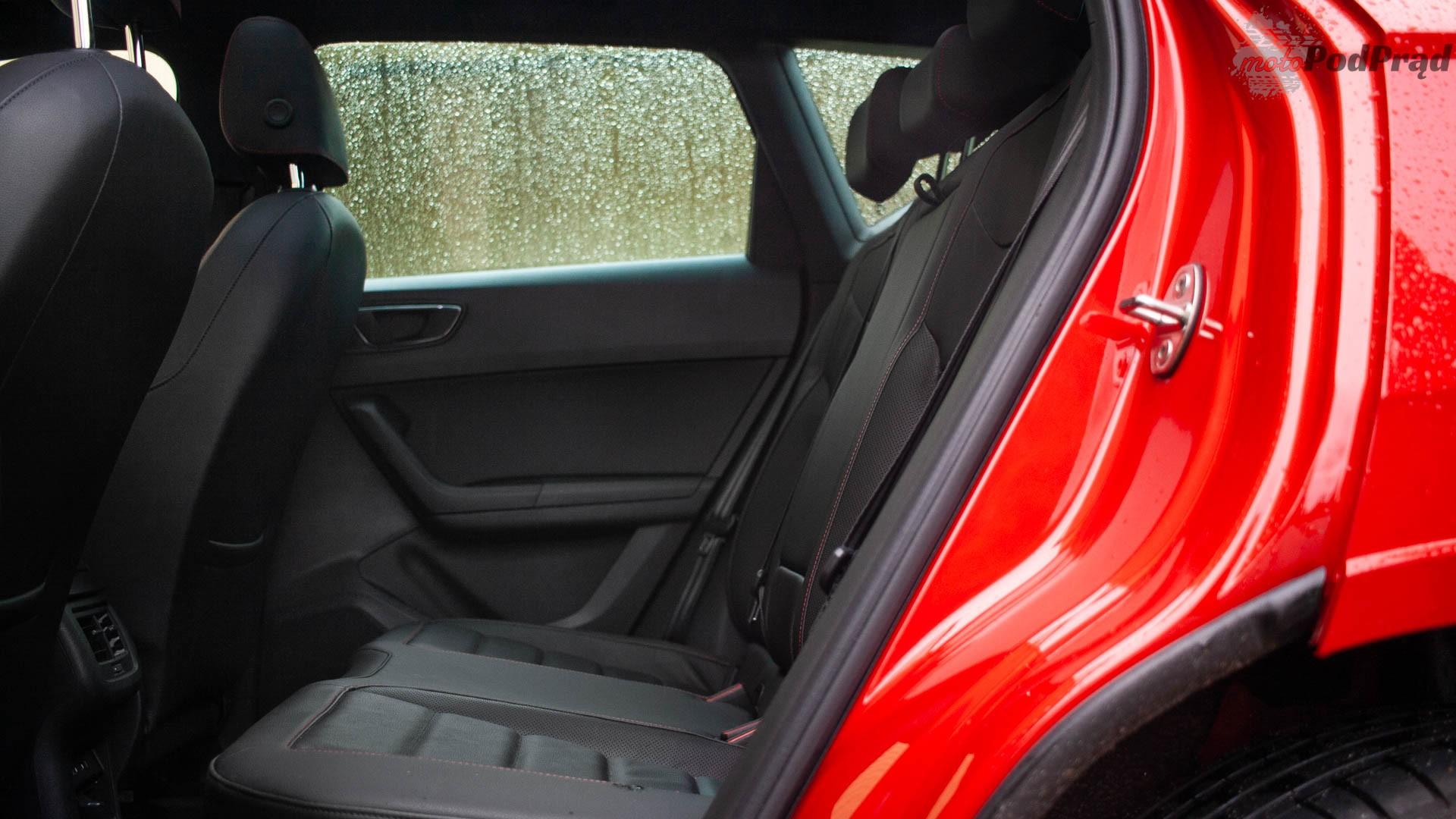 seat ateca 14 Test: Seat Ateca Fr 2.0 TSI 190 KM 4Drive – czy to ma sens?