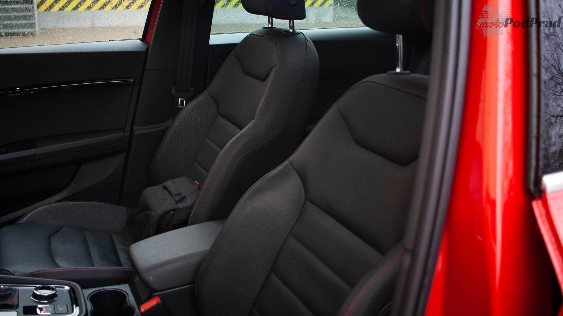 seat ateca 15 Test: Seat Ateca Fr 2.0 TSI 190 KM 4Drive – czy to ma sens?