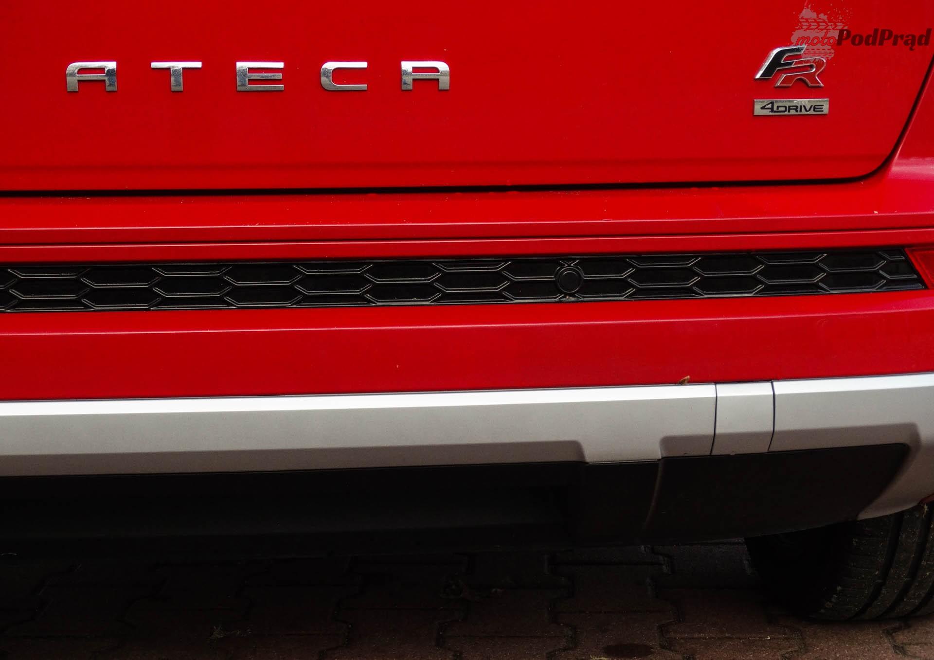 seat ateca 24 Test: Seat Ateca Fr 2.0 TSI 190 KM 4Drive – czy to ma sens?