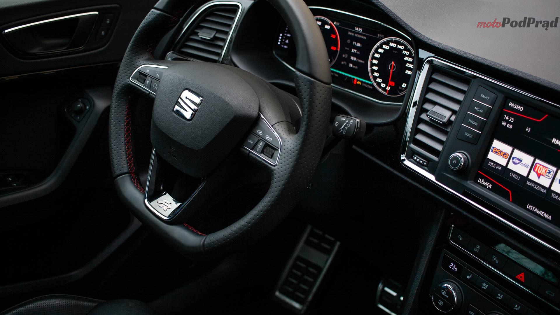 seat ateca 3 Test: Seat Ateca Fr 2.0 TSI 190 KM 4Drive – czy to ma sens?