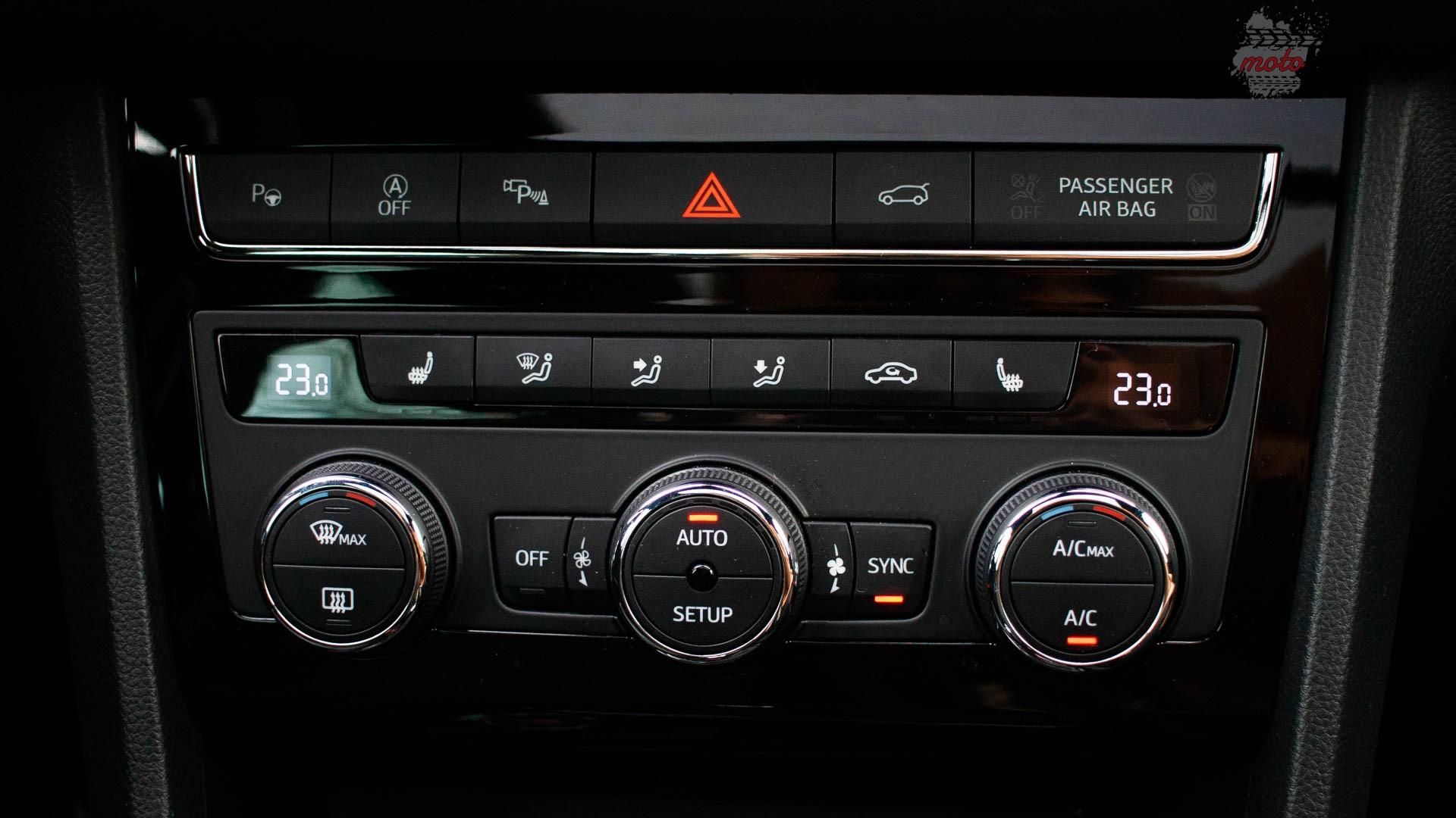 seat ateca 5 Test: Seat Ateca Fr 2.0 TSI 190 KM 4Drive – czy to ma sens?