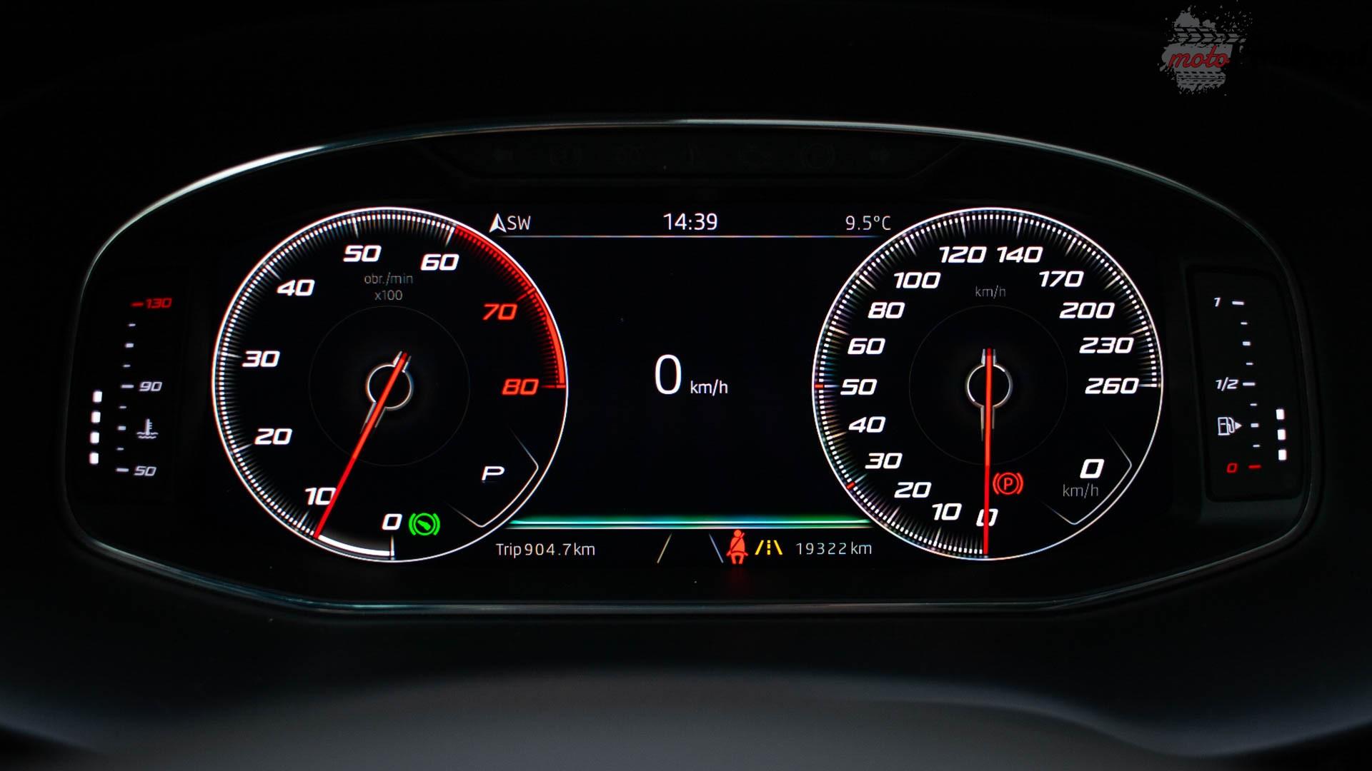 seat ateca 6 Test: Seat Ateca Fr 2.0 TSI 190 KM 4Drive – czy to ma sens?