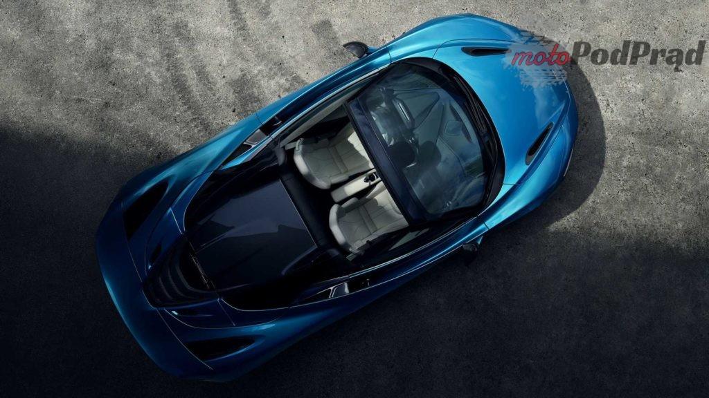 2019 mclaren 720s spider 1 1024x576 McLaren 720S Spider   cel Maranello