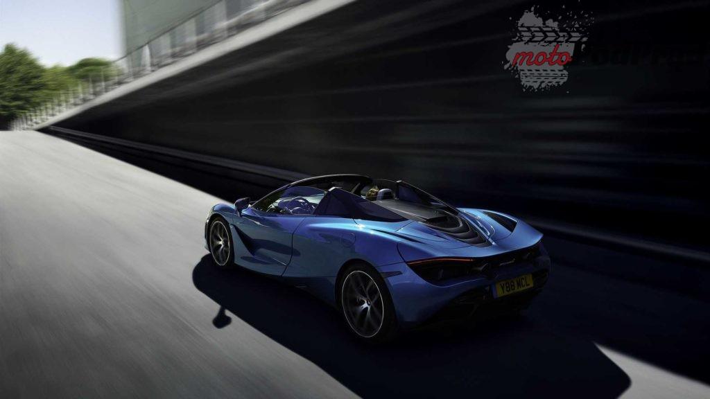 2019 mclaren 720s spider 5 1024x576 McLaren 720S Spider   cel Maranello