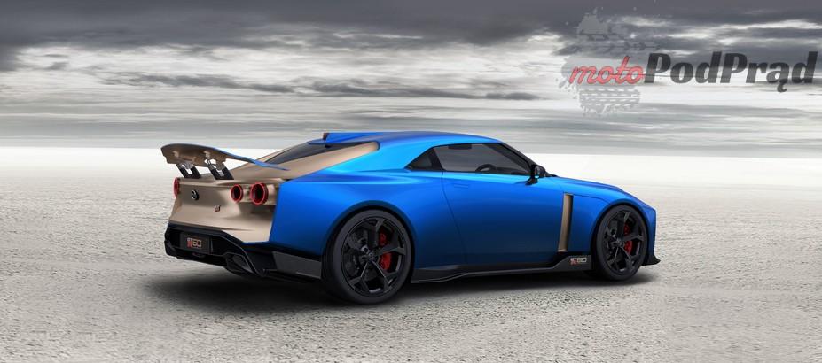 2221 Nissan GT R50 od Italdesign doczeka się produkcji