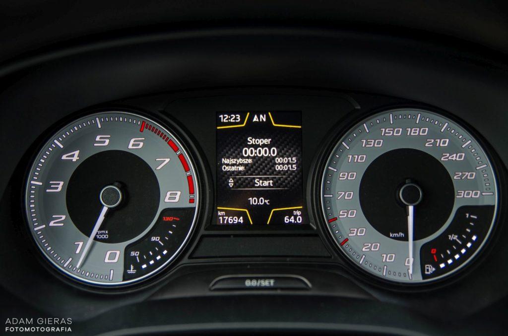 Cupra R 310 26 1024x678 Minitest: Seat Leon Cupra R   murowany youngtimer
