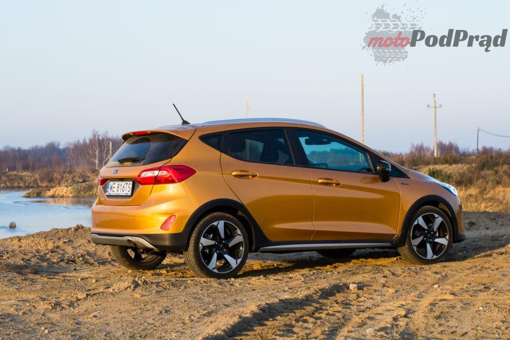 DSC 0865 1024x683 Test: Ford Fiesta Active 1.0 Ecoboost 125 KM   wiecznie młoda