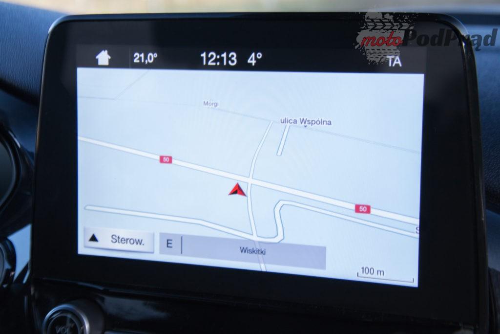 DSC 0930 1024x683 Test: Ford Fiesta Active 1.0 Ecoboost 125 KM   wiecznie młoda