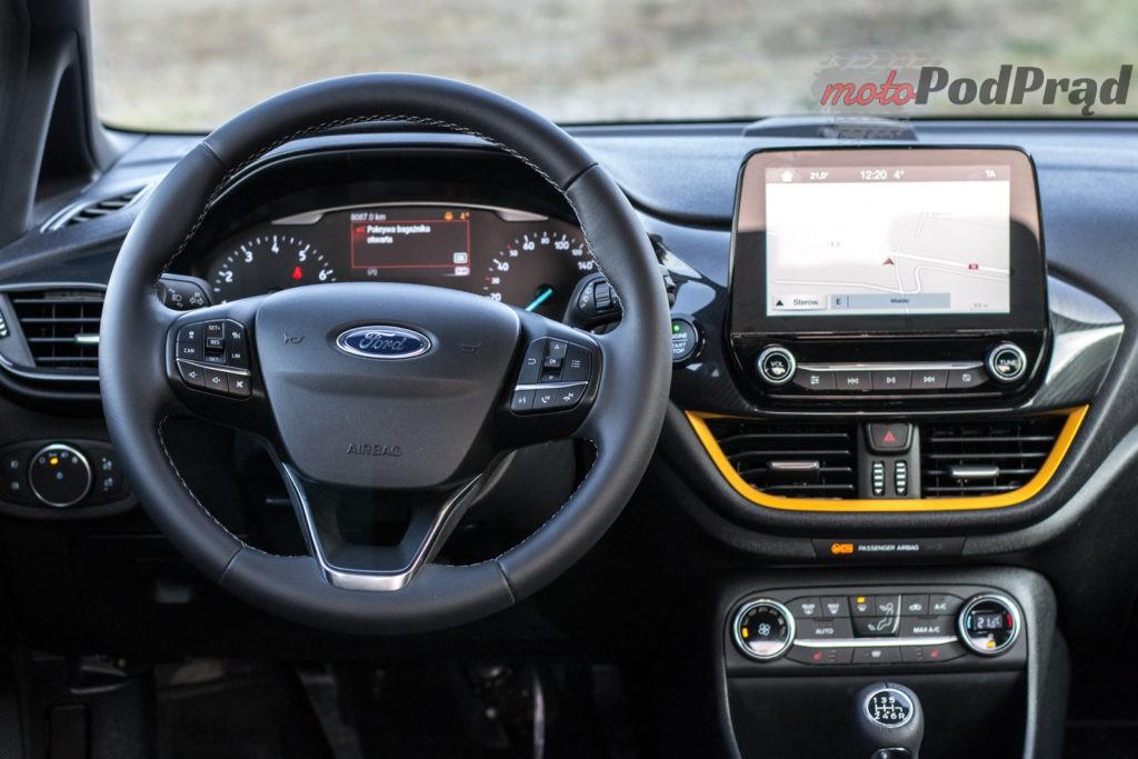 DSC 0946 1024x683 Test: Ford Fiesta Active 1.0 Ecoboost 125 KM   wiecznie młoda