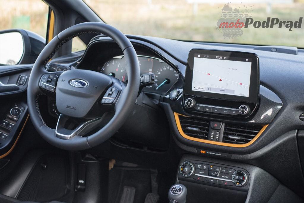 DSC 0950 1024x683 Test: Ford Fiesta Active 1.0 Ecoboost 125 KM   wiecznie młoda