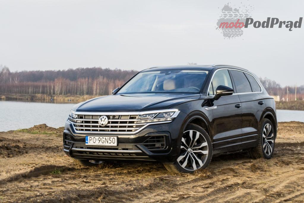 DSC 0951 1024x683 Test: Volkswagen Touareg R Line 3.0 TDI   technologia ponad wszystko