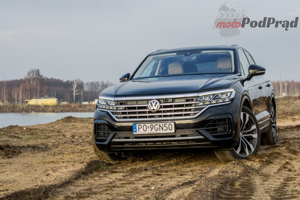 DSC 0953 1024x683 Test: Volkswagen Touareg R Line 3.0 TDI   technologia ponad wszystko