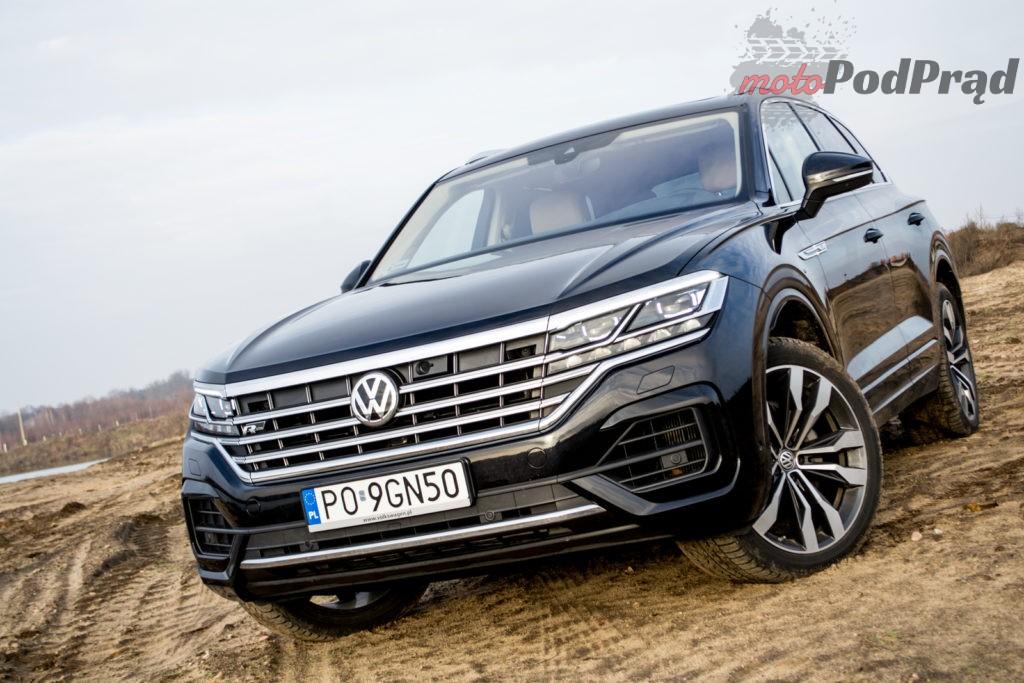 DSC 0971 1024x683 Test: Volkswagen Touareg R Line 3.0 TDI   technologia ponad wszystko