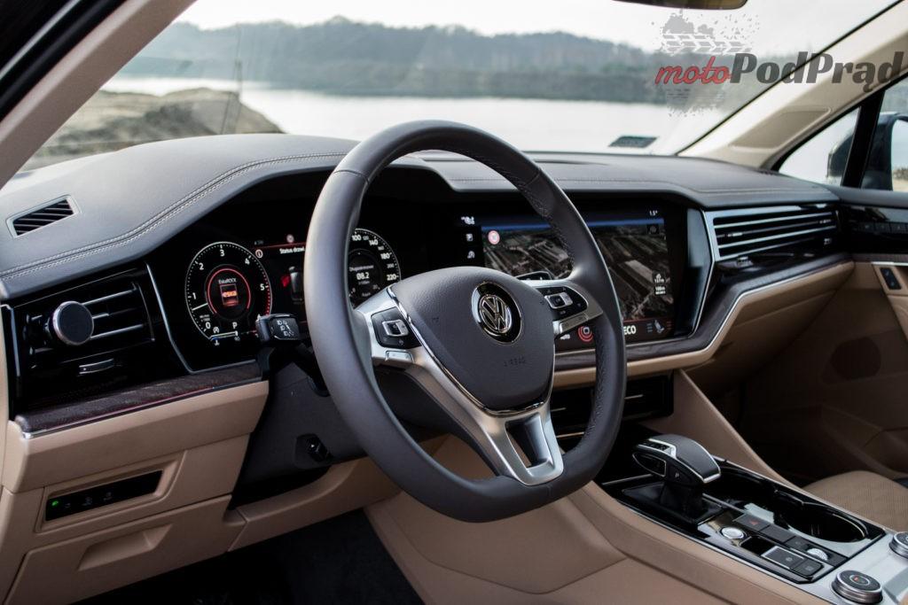 DSC 0983 1024x683 Test: Volkswagen Touareg R Line 3.0 TDI   technologia ponad wszystko
