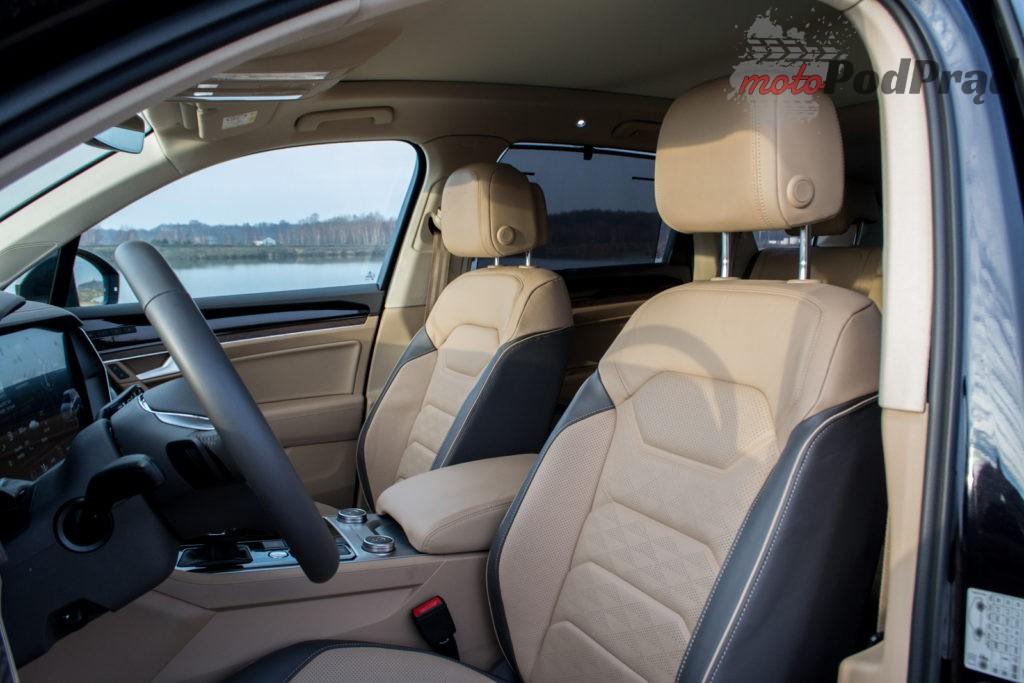 DSC 0995 1024x683 Test: Volkswagen Touareg R Line 3.0 TDI   technologia ponad wszystko