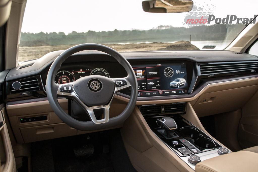 DSC 1002 1024x683 Test: Volkswagen Touareg R Line 3.0 TDI   technologia ponad wszystko
