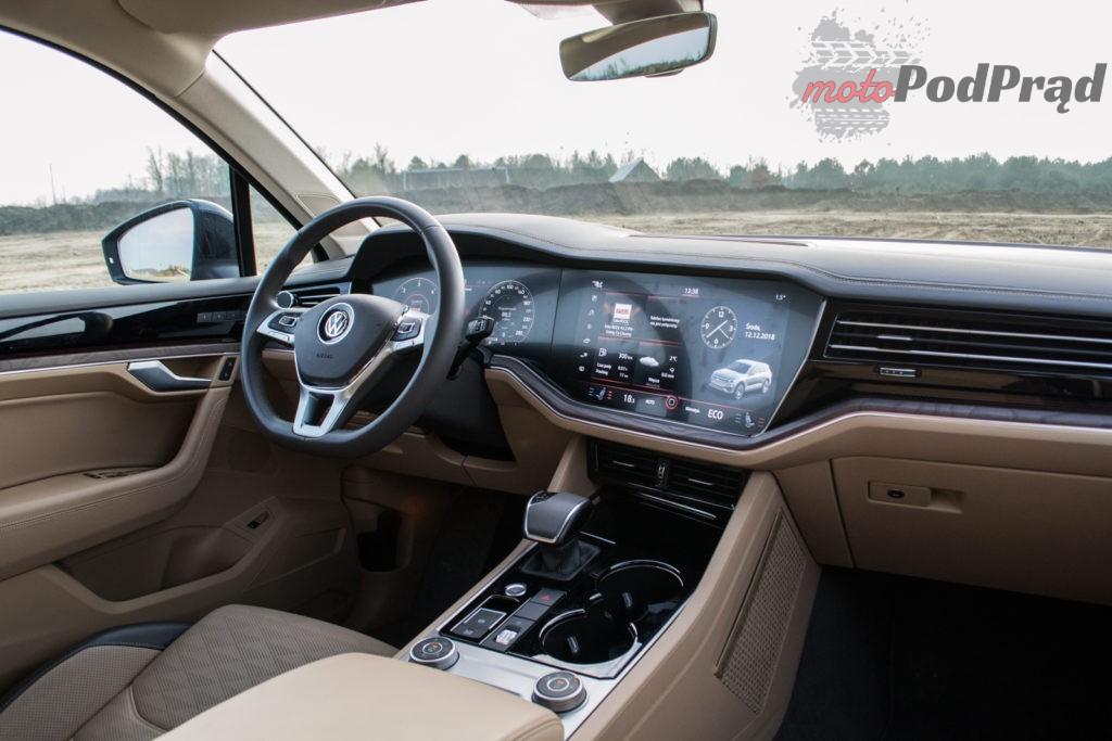 DSC 1004 1024x683 Test: Volkswagen Touareg R Line 3.0 TDI   technologia ponad wszystko