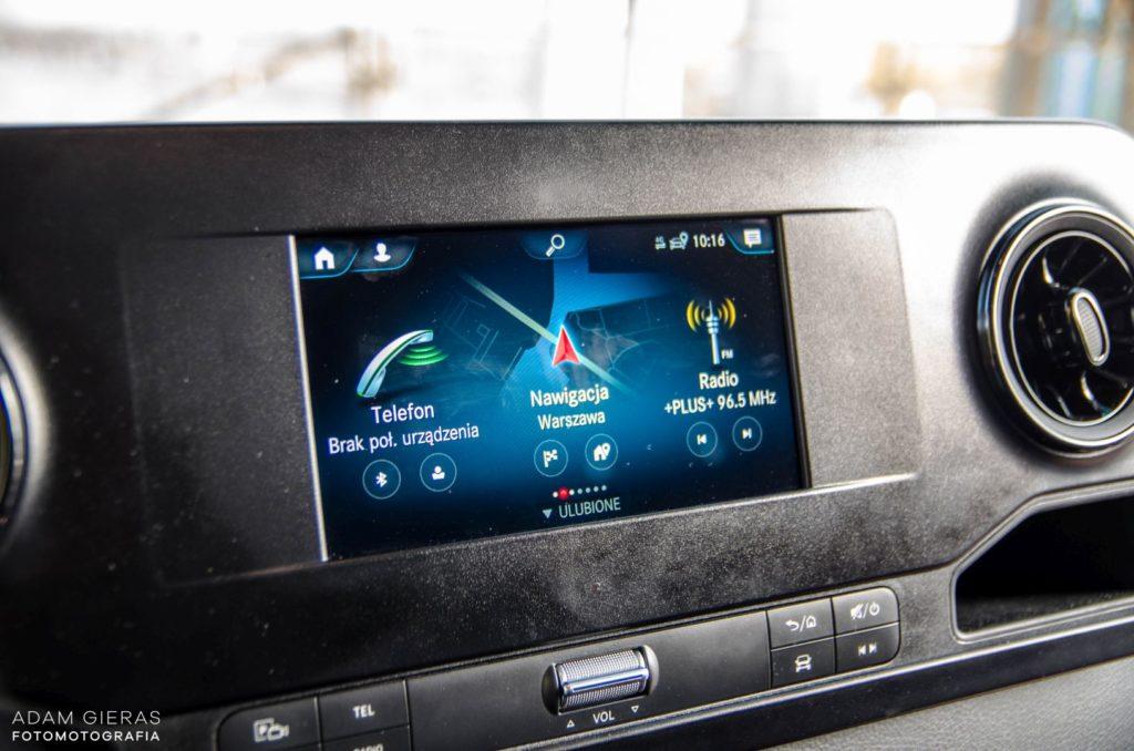 Mercedes Sprinter 1 1024x678 Mercedes Benz Sprinter 314 CDI – Dostawczakiem w XXI wiek