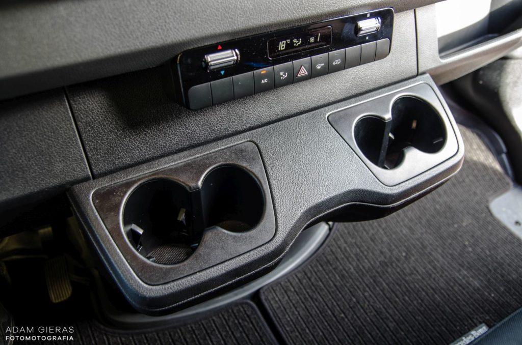 Mercedes Sprinter 4 1024x678 Mercedes Benz Sprinter 314 CDI – Dostawczakiem w XXI wiek