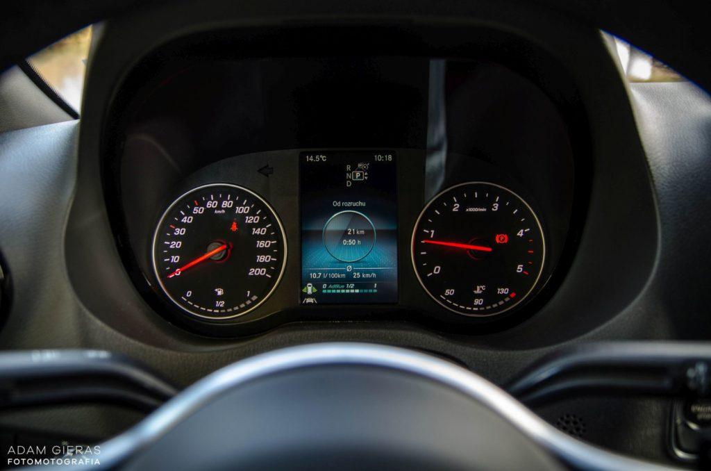 Mercedes Sprinter 6 1024x678 Mercedes Benz Sprinter 314 CDI – Dostawczakiem w XXI wiek