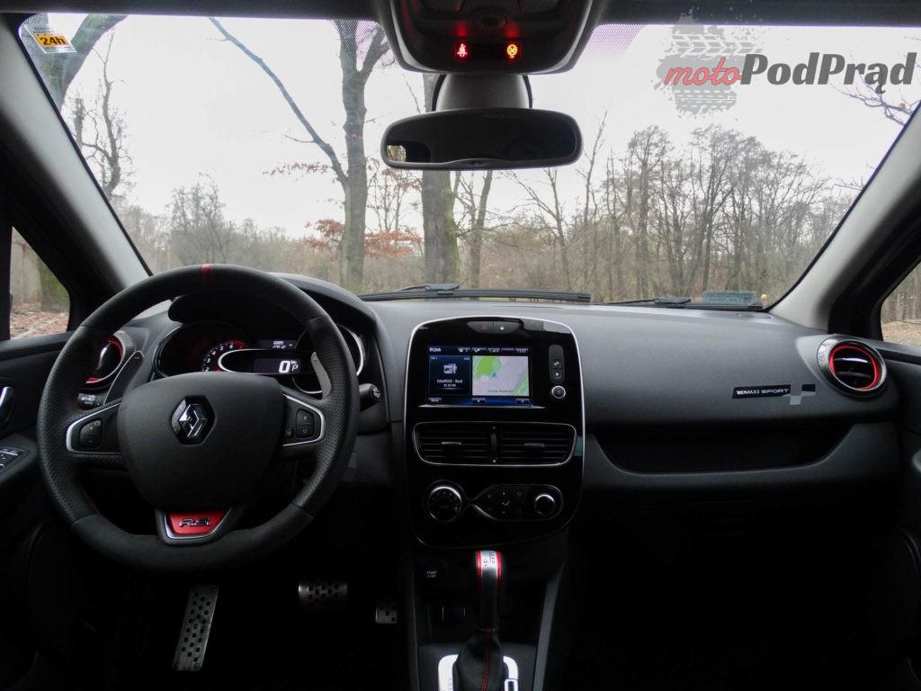 Renault Clio RS 18 11 1024x768 Test: Renault Clio R.S. 18   kiedy Trophy to za mało