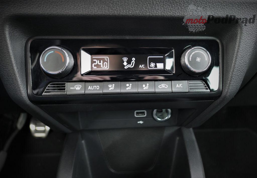 Skoda Fabia 17 1024x709 Test: Skoda Fabia 1.0 110 KM   stylowe trzy cylindry