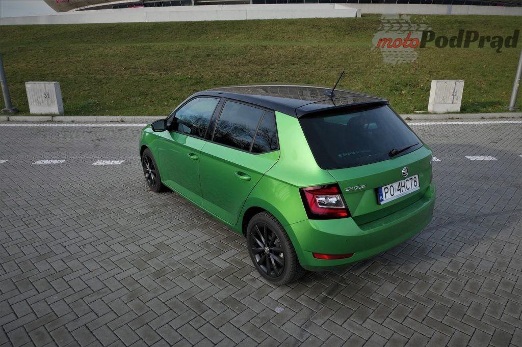 Skoda Fabia 24 1024x682 Test: Skoda Fabia 1.0 110 KM   stylowe trzy cylindry