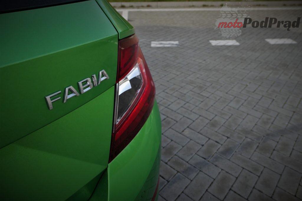Skoda Fabia 26 1024x682 Test: Skoda Fabia 1.0 110 KM   stylowe trzy cylindry