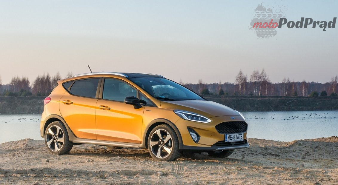 ford fiesta active 2018