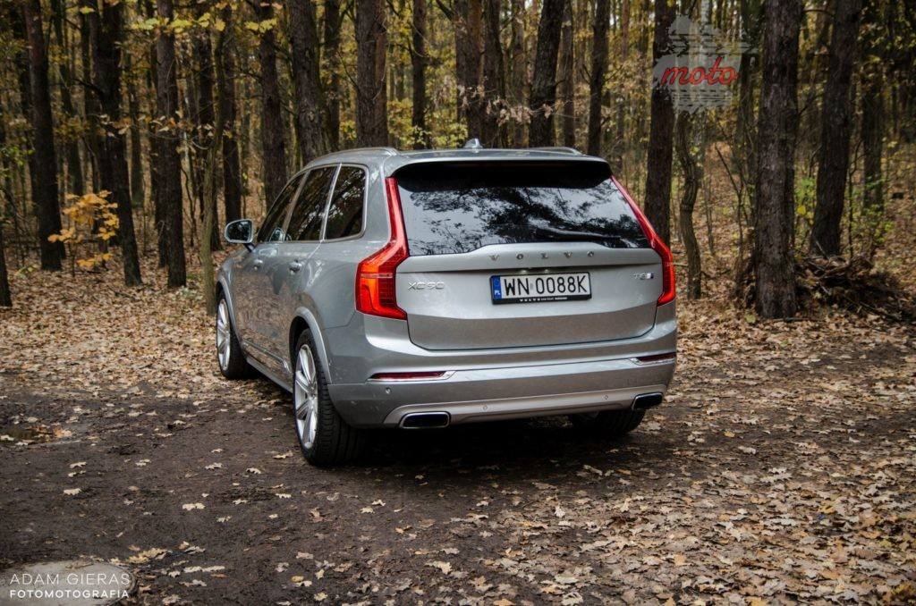 volvo xc90 1 1024x678 Test: Volvo XC90 T8 Twin Engine AWD Excellence   elitarny?