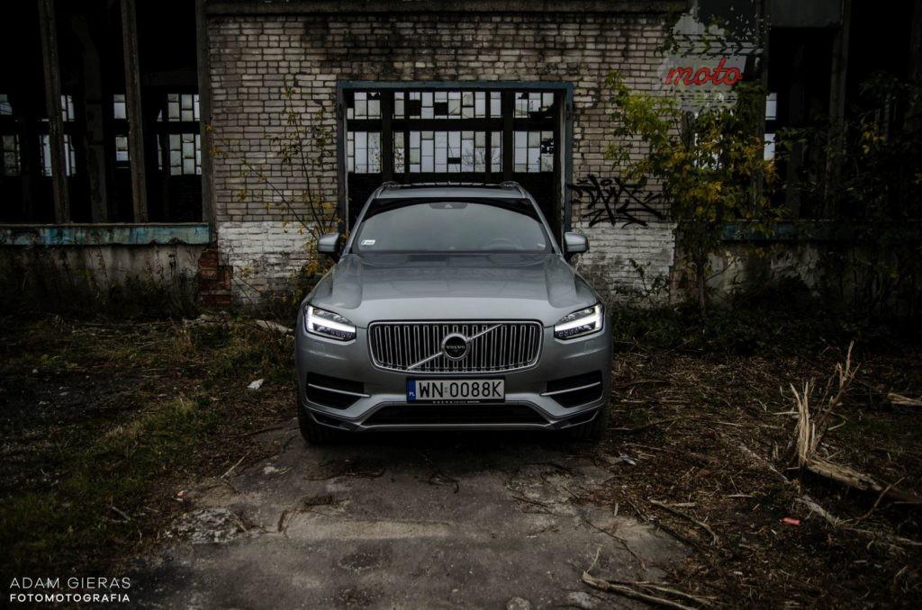 volvo xc90 10 1024x678 Test: Volvo XC90 T8 Twin Engine AWD Excellence   elitarny?