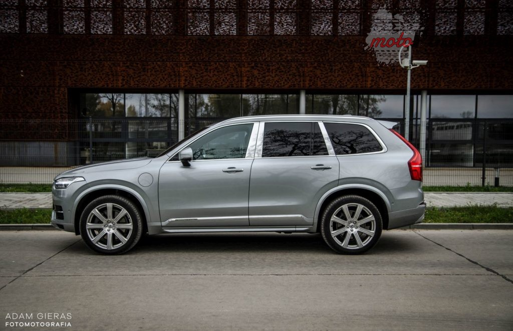 volvo xc90 15 1024x660 Test: Volvo XC90 T8 Twin Engine AWD Excellence   elitarny?
