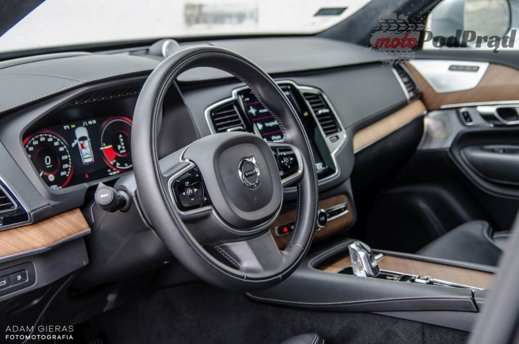 volvo xc90 18 1024x678 Test: Volvo XC90 T8 Twin Engine AWD Excellence   elitarny?
