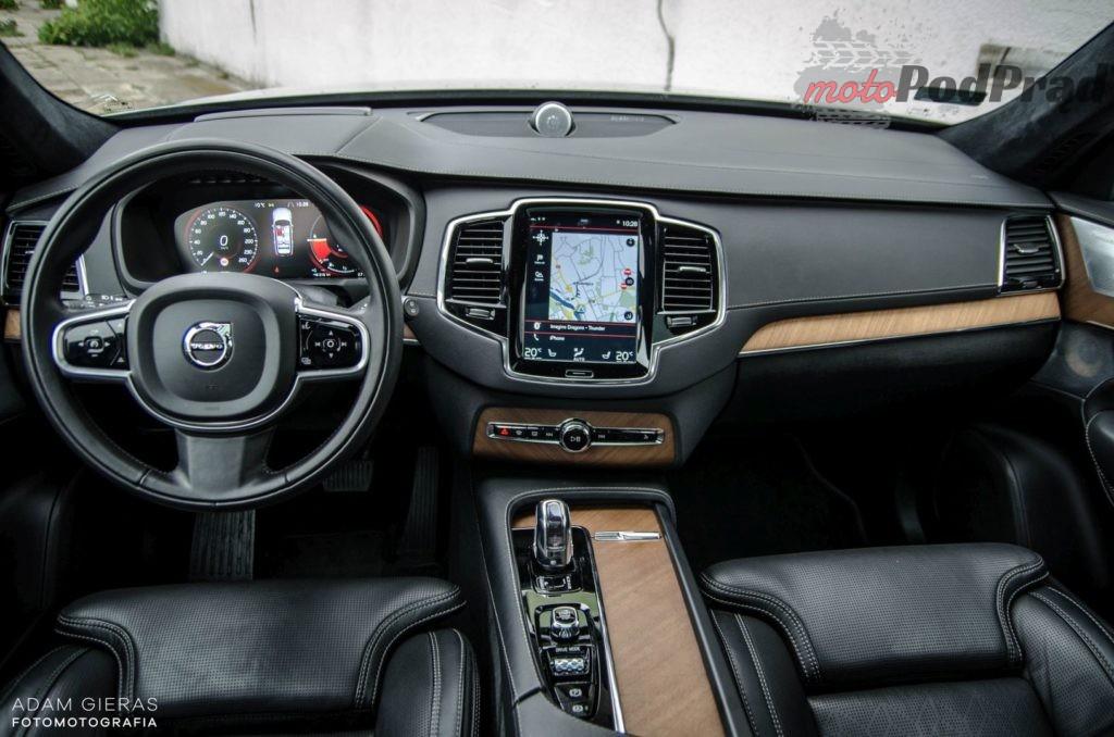volvo xc90 41 1024x678 Test: Volvo XC90 T8 Twin Engine AWD Excellence   elitarny?