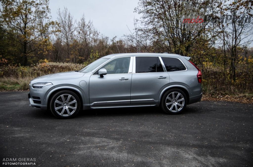 volvo xc90 6 1024x678 Test: Volvo XC90 T8 Twin Engine AWD Excellence   elitarny?