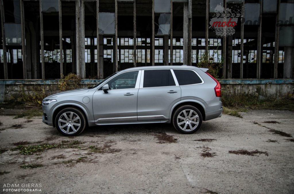 volvo xc90 8 1024x678 Test: Volvo XC90 T8 Twin Engine AWD Excellence   elitarny?