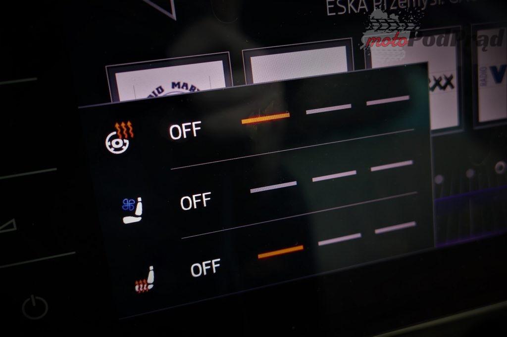 10. podgrzewana kierownica 1024x682 TOP10 w Skodzie Superb 2.0 TDI 190 KM