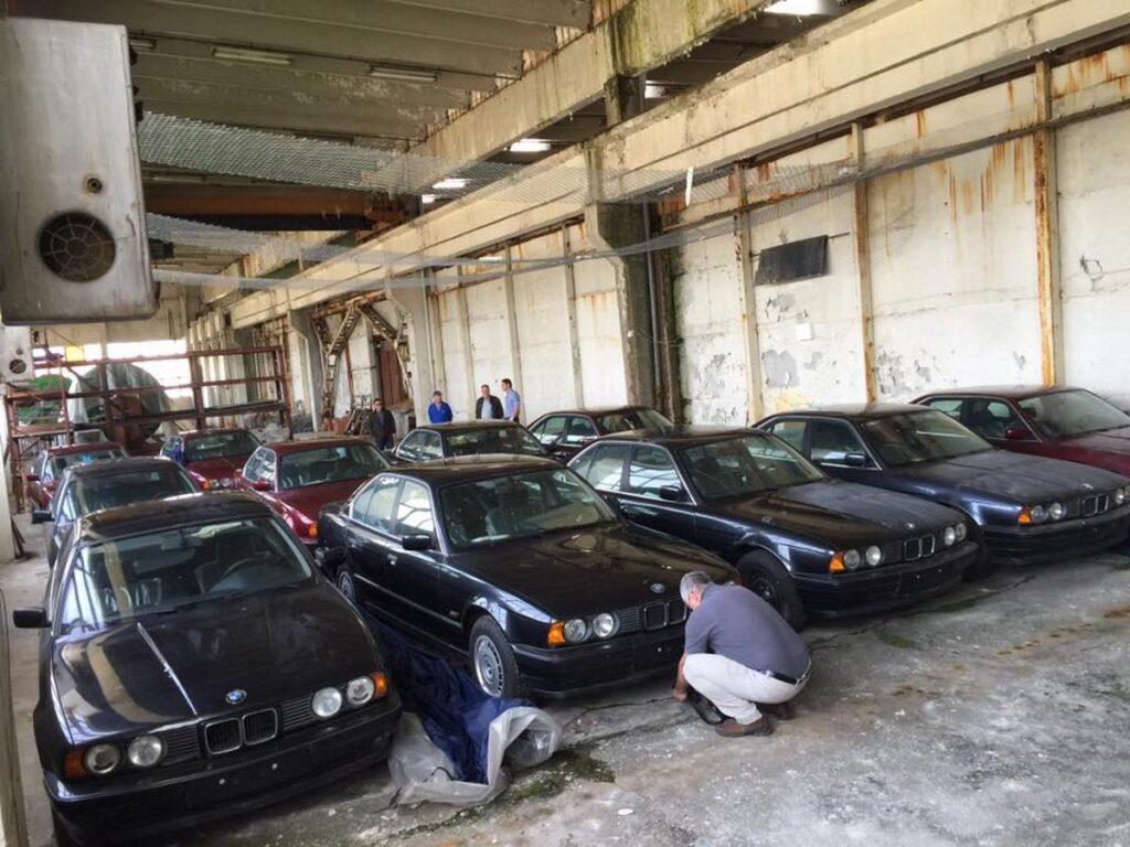 2 1024x768 Znaleziono 11 nowych BMW E34!