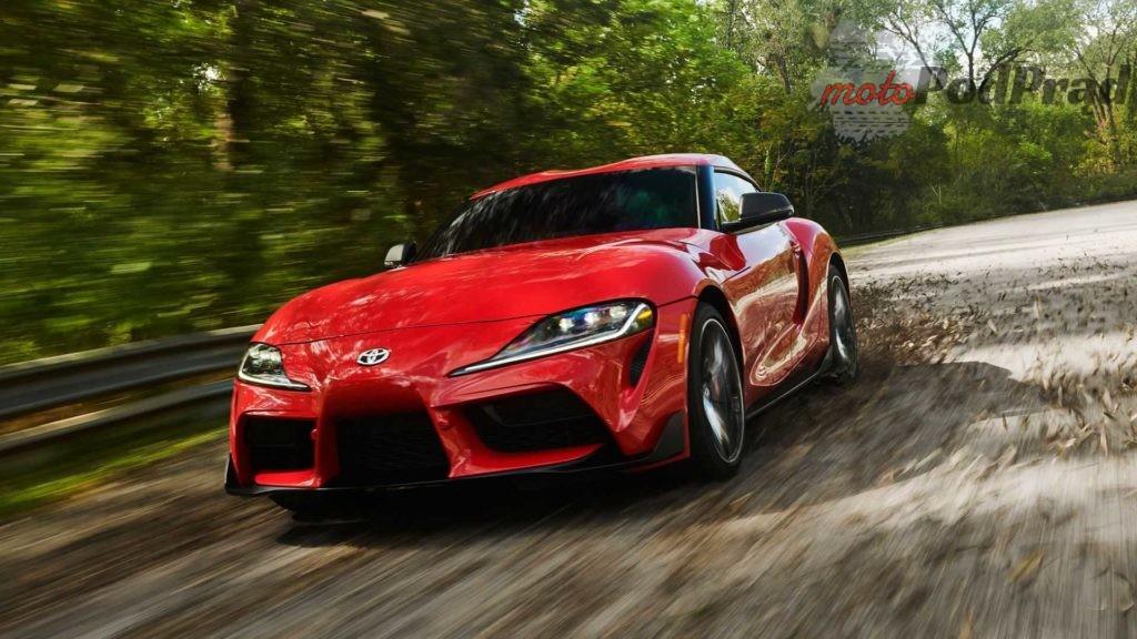 2020 toyota supra 2 1024x576 Toyota Supra Mk. V   wreszcie oficjalnie!