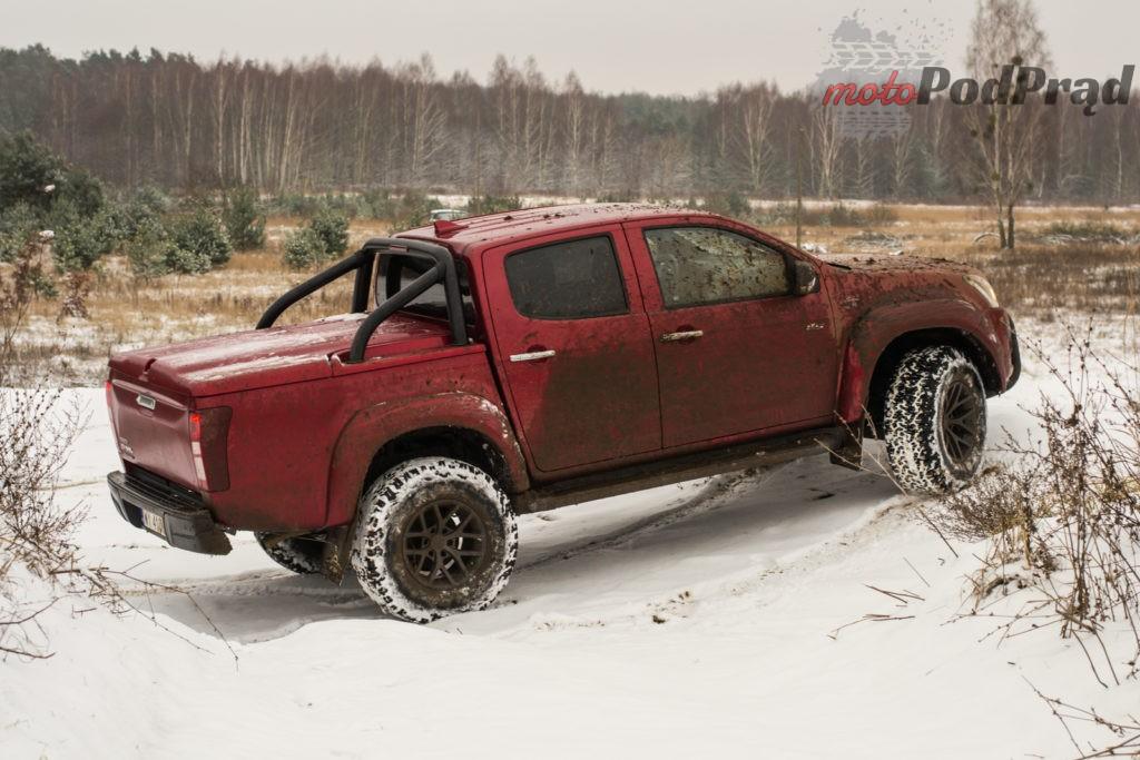 DSC 1014 1024x683 Test: Isuzu D Max Arctic Truck   nie ma miękkiej gry