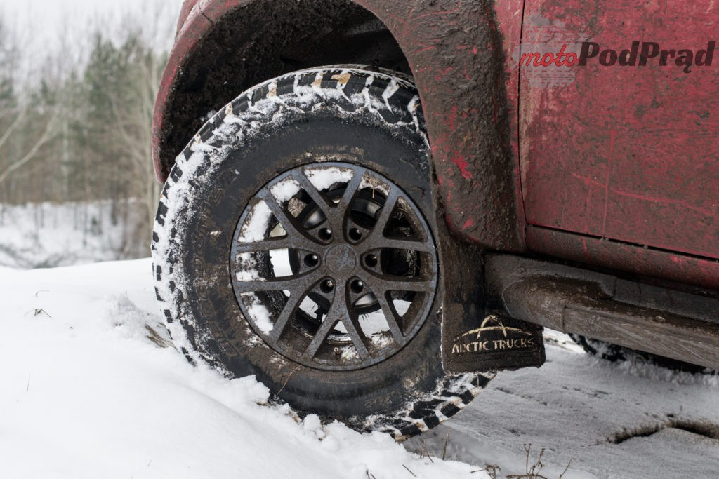 DSC 1024 1024x683 Test: Isuzu D Max Arctic Truck   nie ma miękkiej gry