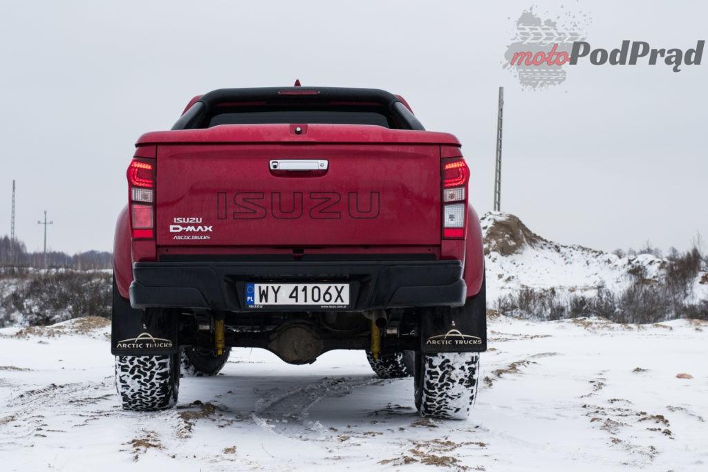 DSC 1027 1024x683 Test: Isuzu D Max Arctic Truck   nie ma miękkiej gry