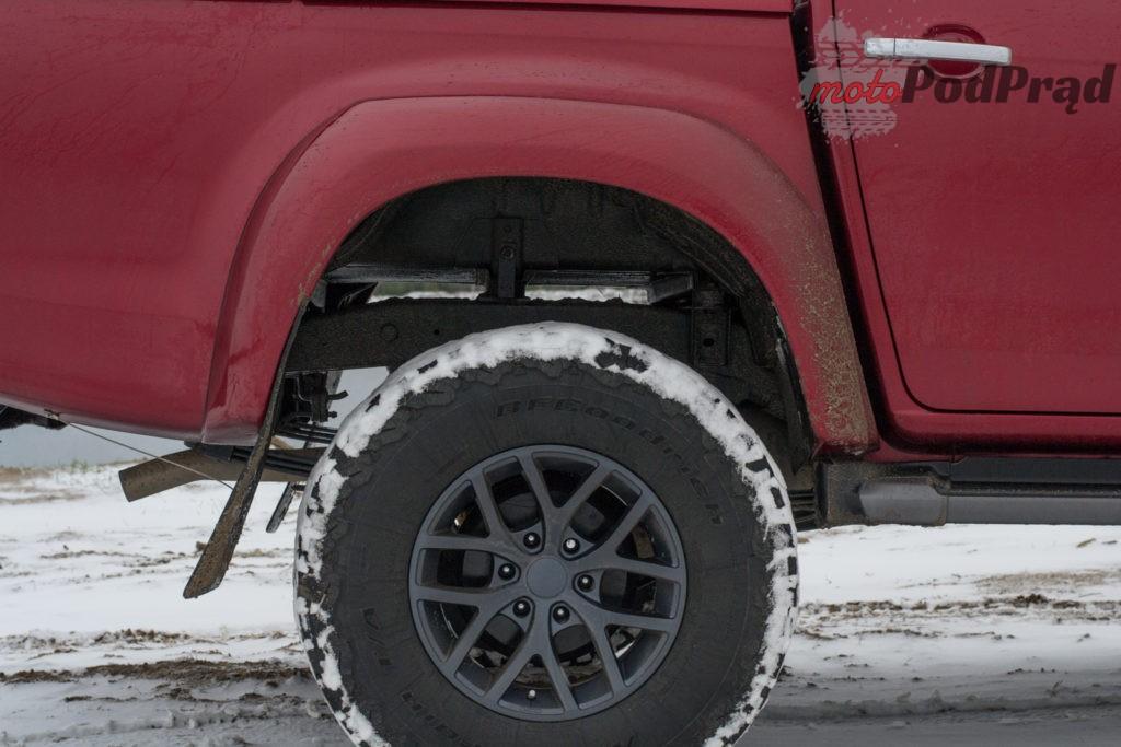 DSC 1032 1024x683 Test: Isuzu D Max Arctic Truck   nie ma miękkiej gry