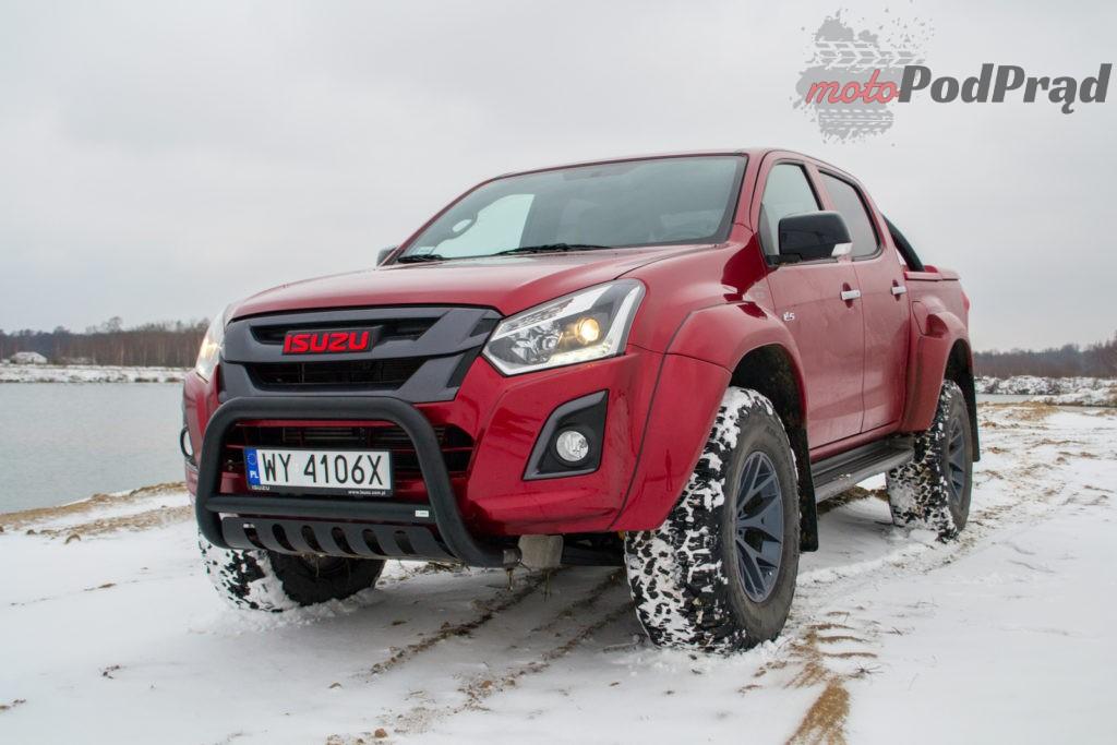 DSC 1043 1024x683 Test: Isuzu D Max Arctic Truck   nie ma miękkiej gry