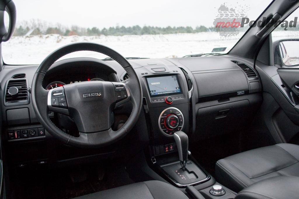 DSC 1050 1024x683 Test: Isuzu D Max Arctic Truck   nie ma miękkiej gry